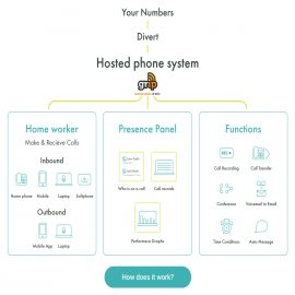 Covid-19 Home Worker VoIP Package 10 User